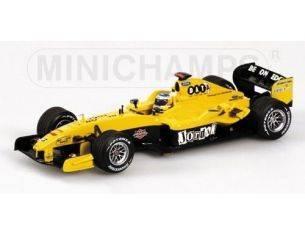 Minichamps PM400040018 JORDAN N.HEIDFELD 2004 1:43 Modellino