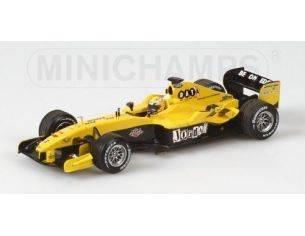 Minichamps PM400040019 JORDAN G.PANTANO 2004 1:43 Modellino