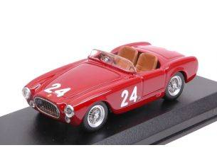 Art Model AM0267 FERRARI 225 S N.24 RETIRED TARGA FLORIO 1952 G.MANCINI 1:43 Modellino