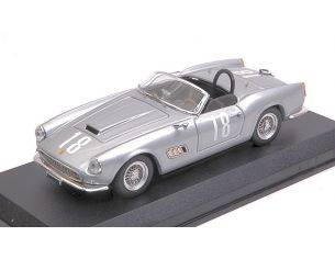 Art Model AM0391 FERRARI 250 CALIFORNIA LWB N.18 WINNER NASSAU TROPHY 1959 B.GROSSMAN Modellino