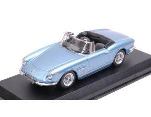 Best Model BT9714 FERRARI 330 GTS 1967 LIGHT BLUE METALLIC 1:43 Modellino