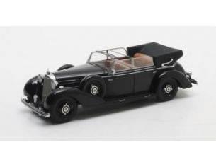 Matrix MX41302-121 MERCEDES 770 CABRIOLET D 1938 BLACK 1:43 Modellino