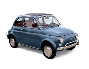 Norev NV187770 FIAT 500 L 1968 BLUE 1:18 Modellino