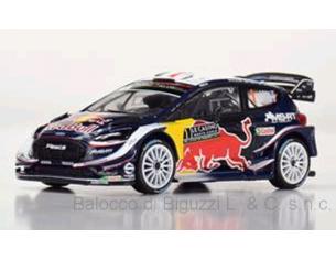 Ixo model RAM661 FORD FIESTA WRC N.1 WINNER MONTE CARLO 2018 S.OGIER-J.INGRASSIA 1:43 Modellino