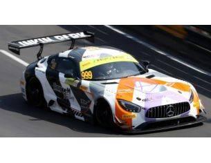 Spark Model SA147 MERCEDES AMG GT3 N.999 3rd FIA GT WORLD CUP MACAU 2017 M.ENGEL 1:43 Modellino