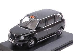 Oxford OXF43TX5001 LEVC TX ELECTRIC TAXI RHD BLACK 1:43 Modellino