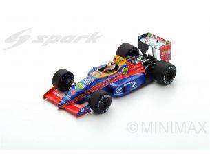 Spark Model S5320 LOLA LC88 P.ALLIOT 1988 N.30 COLLISION W/PATRESE MONACO GP 1:43 Modellino