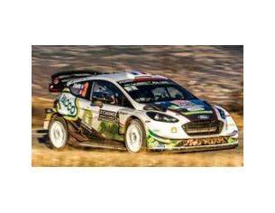 Spark Model S5953 FORD FIESTA WRC N.3 8th MONTE CARLO 2018 B.BOUFFIER-X.PANSERI 1:43 Modellino