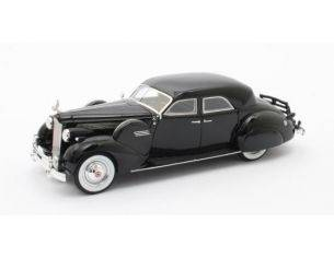 Matrix MX51601-012 PACKARD SUPER 8 SPORT SEDAN BY DARRIN 1940 BLACK 1:43 Modellino