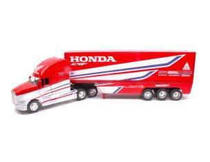 New Ray NY10893 KENWORTH T700 HONDA FACTORY RACING TEAM 1:32 Modellino