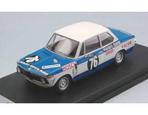 Trofeu TFRRAC08 BMW 2002 N.76 VILA DO CONDE 1972 NICHA CABRAL 1:43 Modellino