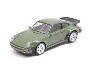 Norev NV750033 PORSCHE 911 TURBO 3 3l 1978 GREEN 1:43 Modellino