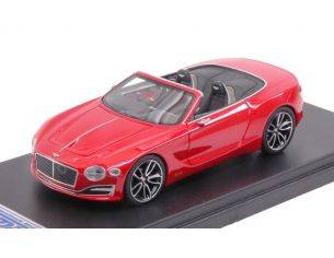 Looksmart LSBT06C BENTLEY EXP 12 SPEED 6E ST.JAMES RED 1:43 Modellino
