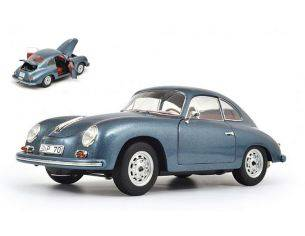 Schuco SH0312 PORSCHE 356 A BLUE 1:18 Modellino