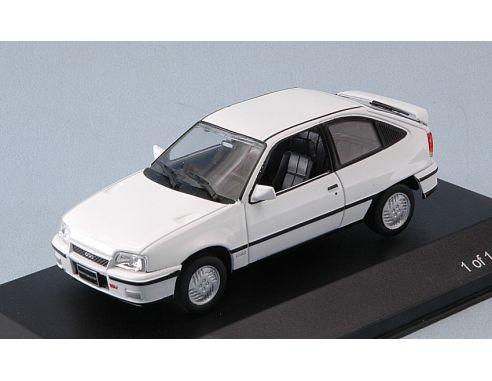 White Box WB232 OPEL KADETT E GSi WHITE 1:43 Modellino