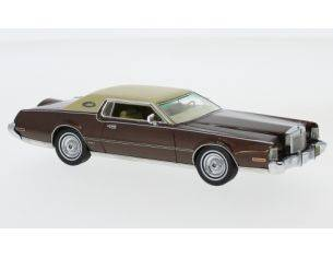 Neo Scale Models NEO45567 LINCOLN CONTINENTAL MARK IV 1973 MET.BROWN 1:43 Modellino