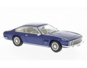 Neo Scale Models NEO49546 MONTEVERDI 375 L 1969 MET.BLUE 1:43 Modellino