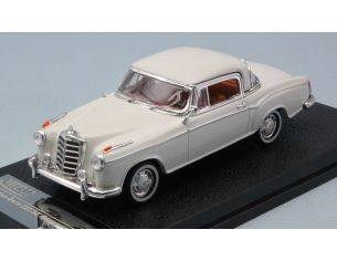 Vitesse VE28665 MERCEDES 220 SE COUPE' WHITE 1:43 Modellino