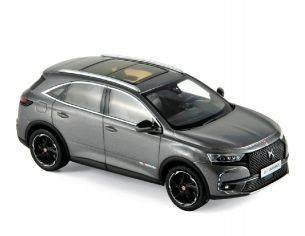 Norev NV170013 DS 7 CROSSBACK PERFORMANCE LINE 2018 PLATINIUM GREY 1:43 Modellino