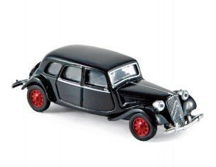 Norev NV310808 CITROEN 15-SIX 1939 BLACK 1:64 Modellino