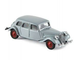 Norev NV310809 CITROEN 15-SIX 1939 GREY 1:64 Modellino