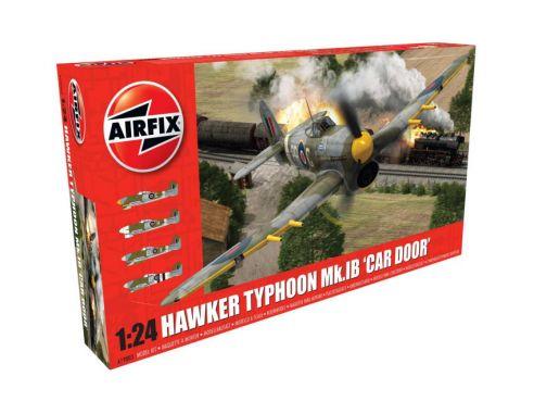 Airfix AX25001A DE HAVILLAND MOSQUITO FBVI  KIT 1:24 Modellino