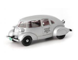 Autocult ATC04007 MC QUAY NORRIS STROMLINIE 1934 SILVER 1:43 Modellino