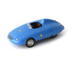Autocult ATC07009 VELAM ISETTA VOITURE DE RECORD 1957 LIGHT BLUE 1:43 Modellino