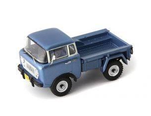 Autocult ATC08009 WILLYS FC-150 PRITSCHENWAGEN PICK UP 1956 BLUE 1:43 Modellino