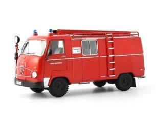 Autocult ATC12000 MAGIRUS FAUN F24 LF8 FEUERWEHR 1964 1:43 Modellino
