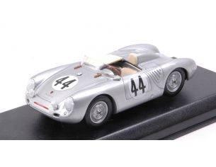 Best Model BT9722 PORSCHE 550 RS N.44 8th (WINNER CL.) 12 H SEBRING 1957 BUNKER-WALLACE Modellino