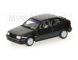 Minichamps PM400045900 OPEL KADETT 1989 GREEN 1:43 Modellino