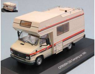 Cararama Motorama CAC001 CITROEN C25 CAMPER 1985 1:43 Modellino