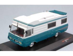 Cararama Motorama CAC005 MAILLET ERIC 3 1977 WHITE/BLUE 1:43 Modellino