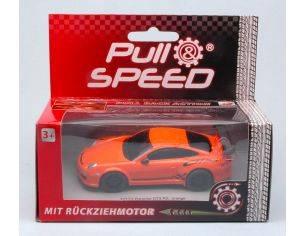 Cararama Motorama CAR17173 PORSCHE GT3 RS ORANGE PULL SPEED 1:43 Modellino