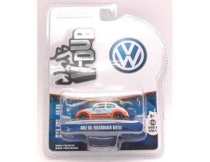 Greenlight GREEN29860B GULF OIL VOLKSWAGEN BEETLE BLISTER 1:64 Modellino
