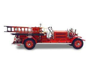 Hot Wheels LDC43004 AHRENS FOX N-S-4 1925 FIRE TRUCK 1:43 Modellino