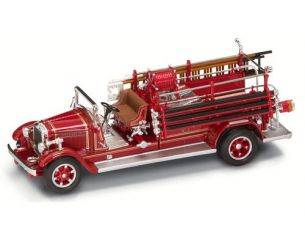Hot Wheels LDC43005 BUFFALO TYPE 50 1932 FIRE TRUCK 1:43 Modellino
