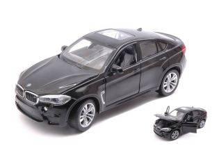 Ixo model RAT56600BK BMW X6 M 2018 BLACK 1:24 Modellino