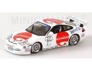 Minichamps PM400046227 PORSCHE 911 GT 3 N.27 2004 1:43 Modellino