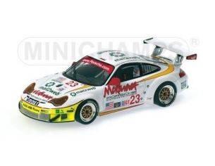 Minichamps PM400046423 PORSCHE 911 GT 3 N.23 SEBR.'04 1:43 Modellino