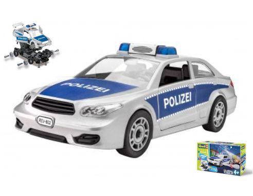 Revell RV00802 POLICE CAR JUNIOR KIT 1:20 Modellino