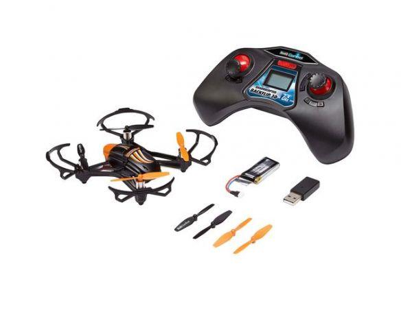 Revell RV23938 DRONE QUADCOPTER BACKFLIP 3D cm 13,5 Modellino