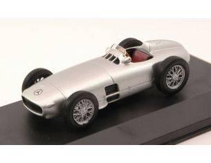 White Box WB149 MERCEDES W 196 1954 SILVER 1:43 Modellino