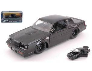 Jada JADA99539 DOM'S BUICK GRAND NATIONAL FAST & FURIOUS BLACK 1:24 Modellino