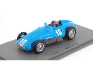 Spark Model S5315 GORDINI T32 R.MANZON 1956 N.10 DNF ITALY GP 1:43 Modellino