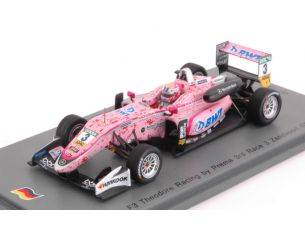 Spark Model SG381 DALLARA F3 N.3 3rd RACE 3 ZANDVOORT GP 2017 M.GUNTHER 1:43 Modellino