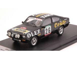 Trofeu TFRRAL50 OPEL KADETT GTE N.26 RALLY OF PORTUGAL 1977 INACIO-BATISTA 1:43 Modellino