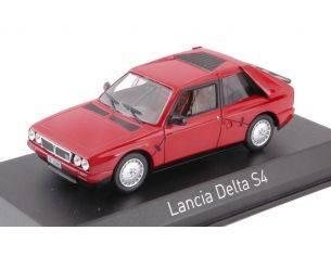 Norev NV785016 LANCIA DELTA S4 1985 RED 1:43 Modellino