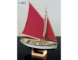 copy of Corel SM51 Dragone Yacth Regata Nave 1:25 Modellino